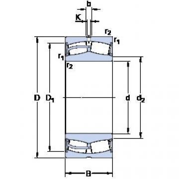 Подшипник 24134-2CS5/VT143 SKF